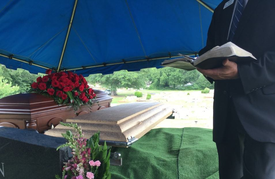 Jehovah Witness Burial