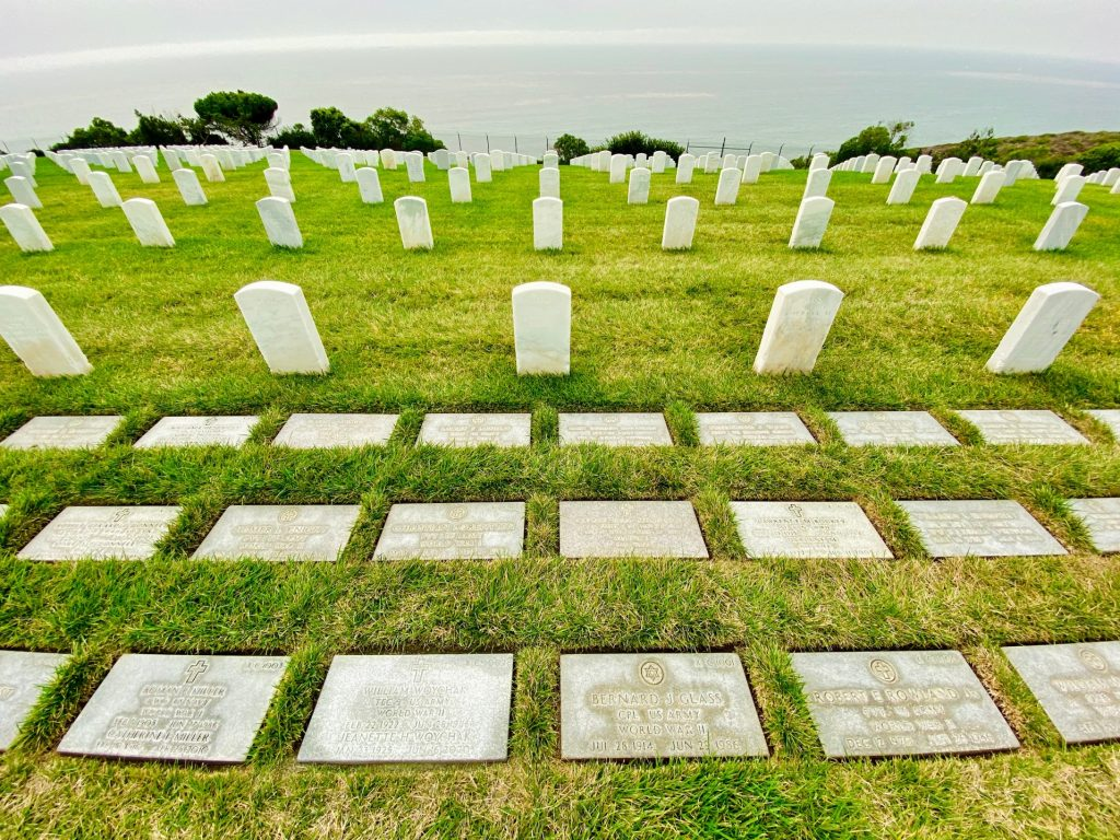 military graves guidance