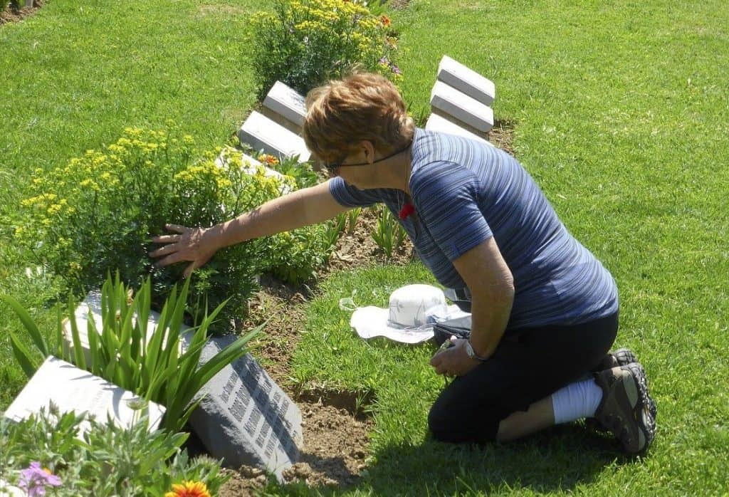 headstone epitaph for mother
