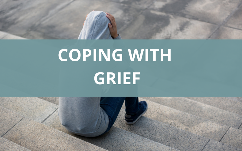 coping with a death