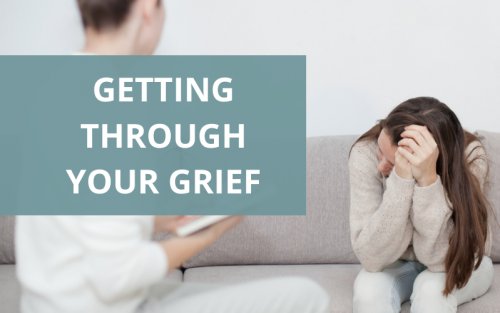 Grief counselling recommendation